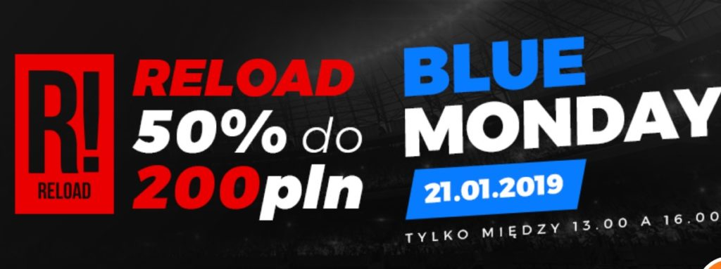 Do 200 PLN od Totolotka na Blue Monday!