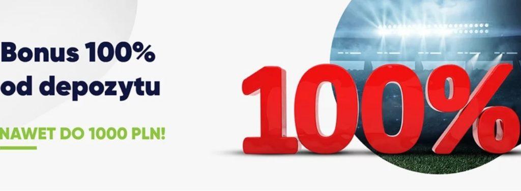 Oferta specjalna forBET - nawet do 1 000 PLN dla każdego!