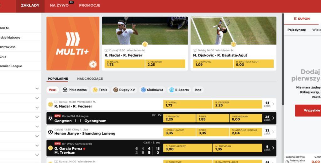 Betclic.com w Polsce. Legalne obstawianie online?